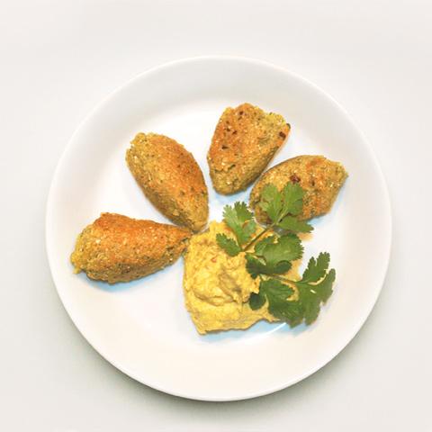 Falafel-Snack