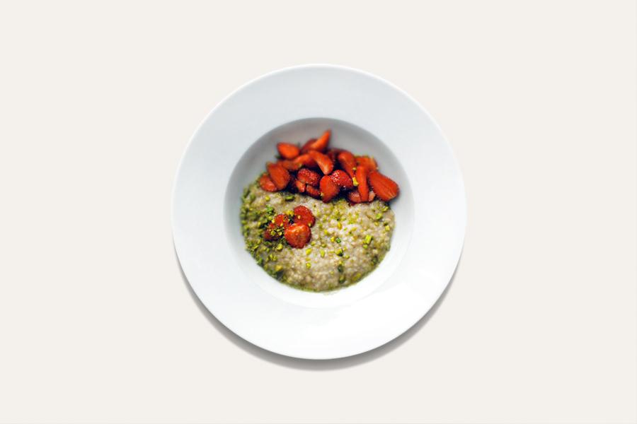 Porridge für die ganze Familie