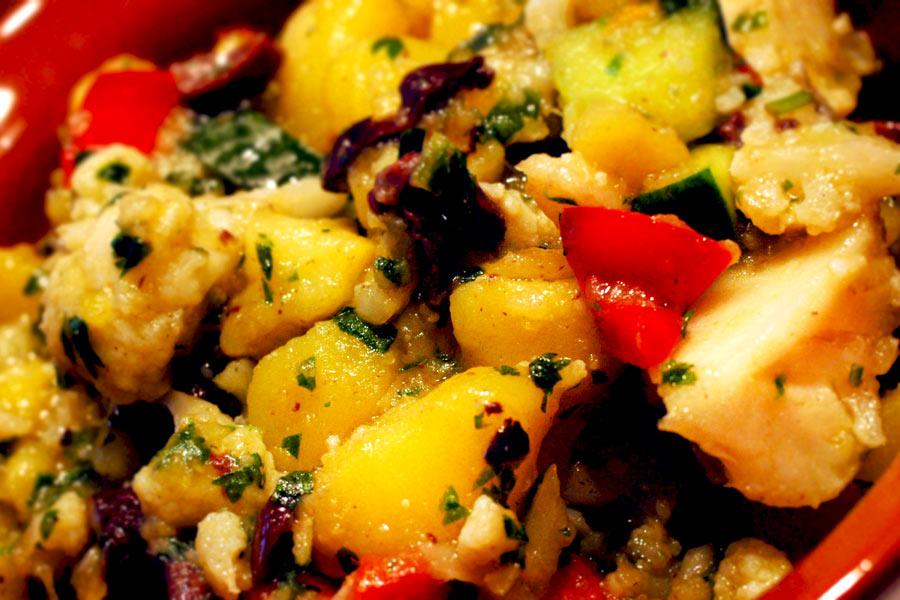 Schlotziger Kartoffelsalat