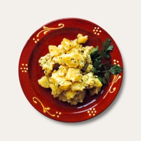 Kartoffelsalat ad libitum